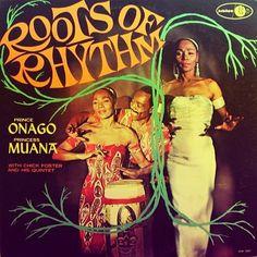 Prince Onago & Princess Muana - Roots of Rhythm 1962.