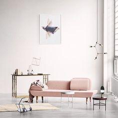 Toward photographed by Danish photographer Heidi Lerkenfeldt. #toward #sofa #anneboysen #anneboysendk #danishdesign @erikjoergensen #erikjoergensen #heidilerkenfeldt
