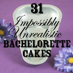31 Impossibly Unrealistic Bachelorette Cakes - The mention of chiaroscuro in relation to a penis cake won me over!