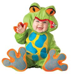 Got a little one who loves to jump around? Then this one is for you. Dress them up as a Lil Froggy this Halloween. Your little one will be ready to jump from one lily pad to the next in this cute costume. Get now for AUD $45.85. Check it out here http://onlineshoppingusa.com.au/product/lil-froggy-infant-toddler-costume/