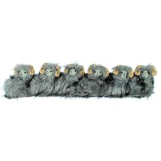 Heardy Flock Of Herdwick Sheep Draught Excluder By Dora Designs - A Bentley Cushions Draught Excluders, Sheep And Lamb, Flocking, Cushions, Quilts, Sewing, Christmas, Crafts, Accessories