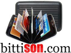 ↓↓ Ürüne Buradan Ulaşabilirsiniz ↓↓ http://www.bittison.com/aluminyum-kredi-kartlik-cuzdan-siyah-renkli.html Kredi Kartlarınız Artık Kırılmayacak ve Kaybolmayacak! Kredi kartlarınızı kırmaz, manyetik alanını ve çipini korur. #Kampanya #Kampanyalar #indirim #Alışveriş #Ucuz #Ucuzluk #EnUcuz #ÇokUcuz #Fırsat #Fırsatlar #Online #hediye #HemenAl #SatınAl #HızlıAl #Bitti #BittiSon #KapıdaÖde