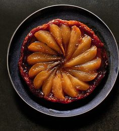 A pear and star anise tarte tatin is one of the best desserts to come out of France. Whether it's made with pear, or banana, a tarte tatin just cannot be beaten, says British chef Marcus Wareing. Pear Recipes, Chef Recipes, Cooking Recipes, Fun Desserts, Delicious Desserts, Yummy Food, Marcus Wareing Recipes, Pear Tarte Tatin, Star Anise
