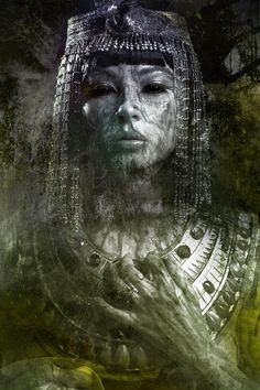 The Resurrection of Cleopatra by travistaatd.deviantart.com on @deviantART