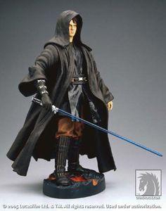 Kotobukiya Star Wars Episode 3 Anakin Skywalker Pre-Painted Soft Vinyl Model Kit http://shrsl.com/?~4mrx