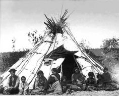 Saulteaux: a native group that lived north of what is now Sault Ste Marie, Ont.  Some moved West to Manitoba and Saskatchewan.  The Plains People - Groups in this Region