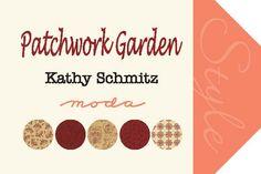 Hangtag Patchwork Garden