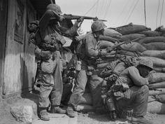 Today in #corpshistory: 1950 - Korean War began.