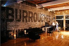 The Burroughes toronto catering venue