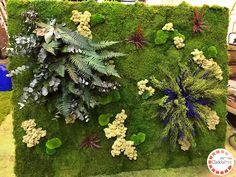 Pannello in forest moss, perfetto per decorare e dare un tocco di colore alla tua casa! Plants, Environment, Home, Planters, Plant, Planting
