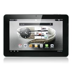 Ampe A10 Deluxe Edition Tablet PC 10.1 Inch Android 4.0 IPS Screen 16GB BLT HDMI Black Aluminum Shell