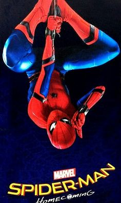 Spider-Man: Homecoming movie poster reveal