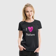 Image réalisée avec une photo de fleur de bougainvillier de l'île de la Réunion naturellement en forme de cœur. Plusieurs coloris.