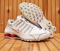 2012 Nike Shox NZ SL Size 10 - White Pink Grey - 366571 112 | Clothing, Shoes & Accessories, Women's Shoes, Athletic | eBay!