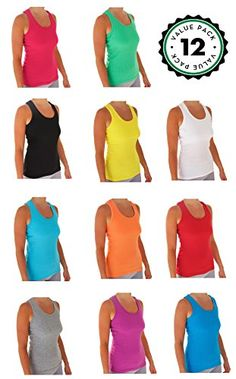 Top 10 Hot New Womens Tanks & Camis - http://reviewsv.com/top-10-hot-new-womens-tanks-camis/