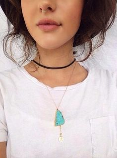 septum infinity nose ring // nose piercing