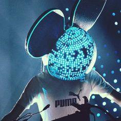#Deadmau5 x #PUMA. #PembertonFest// pembertonmusicfestival.com