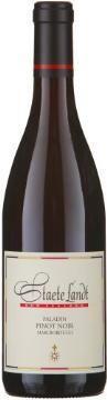 Staete Landt vineyards - Pinot Noir 'Paladin' - Marlborough - bekijk hier het wijnassortiment van Wij Drinken Wijn