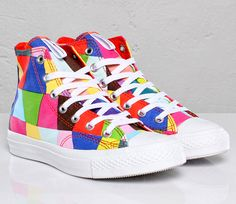 converse sneakers | Marimekko x Converse All Star Chuck Taylor Hi Sneakers | Lost In A ...