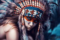 Fotografía Varvara por Dmitry Arhar en 500px