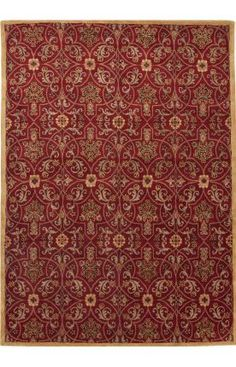 This Poeme Calais Red Collection rug is manufactured by Jaipur. The Poeme Collection takes traditional designs and re-invents them in a palette of modern, highly livable colors. Jaipur Rugs, Clearance Rugs, Rugs Usa, Traditional Design, Area Rugs, Red, Foyer, Spice, Exotic