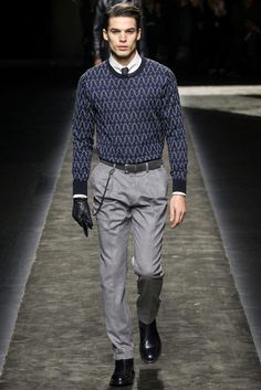 Brioni Fall 2015 Menswear Fashion Show