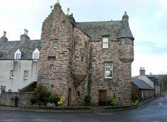 'Fordyce Castle' - Graham Wiseman