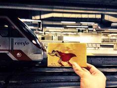 16 ejemplos geniales y creativos de arte con las hojitas adhesivas Post-It