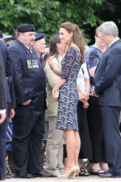 Catherine, The Duchess of Cambridge. Canadian tour. via middletonlove.tumblr.com