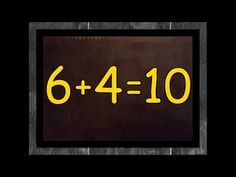 Number Bond Rock (Number Bonds to 10 song) Year 1 and 2 Key Stage 1 - YouTube