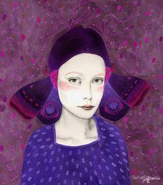 Dana by Sofia Bonati