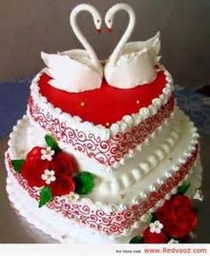 gâteau cygnes