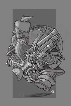 Dwarf Dragoon By Cwalton73 On DeviantArt
