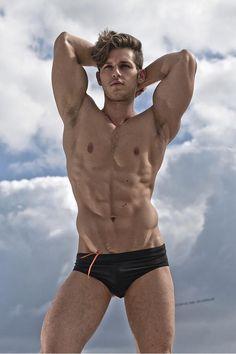 model Joshua Michael Brickman