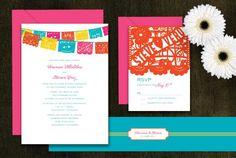 Additional Invites - Senor & Senora website