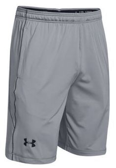 LG Under Armour Mens UA Tech Mesh Gym Complete Ventilation Versatile Sports Shorts for Training Running and Working Out Blue
