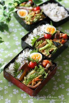 japanese lunch box | Japanese box lunch, Bento お弁当
