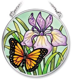 Stained Glass Designs, Stained Glass Patterns, Stained Glass Art, Stained Glass Windows, Jar Lid Crafts, Pine Cone Crafts, Calculus, Butterfly Design, Art Journal Inspiration