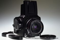 Hasselblad 500CM 500C/M with C Planar T* 80mm f/2.8, A12 magazine Excellent+ #Hasselblad