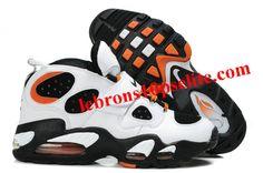 finest selection 6ca97 dbd8a Charles Barkley Shoes - Nike Air CB 34 BlackOrange Orange Basketball Shoes,  Basketball