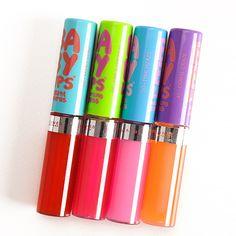 Maybelline Baby Lips Lipgloss - New to the drugstore's (June Maybelline Lip Gloss, Baby Lips Maybelline, Baby Lips Collection, Hot Pink Lipsticks, Unicorn Fashion, Pink Lip Gloss, Chic Baby, Beautiful Lips, Love Makeup