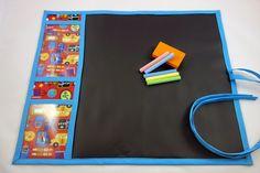 Tutorial para elaborar una pizarra de tela | Aprender manualidades es facilisimo.com