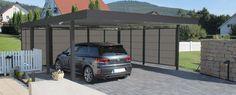 Bilder - Carport, Garage, Gerätehäuser von Siebau