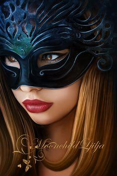 Behind the Mask by moonchild-ljilja.deviantart.com on @deviantART