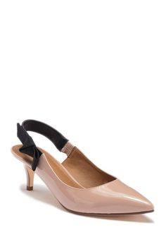 c6b57d107d9 Image of 14th & Union Kiera Slingback Kitten Heel (Women) Zapatos, Zapatos  De