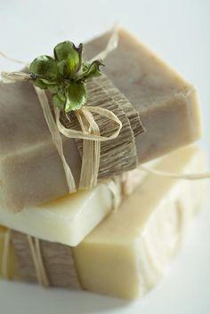 Easy Homemade Soap