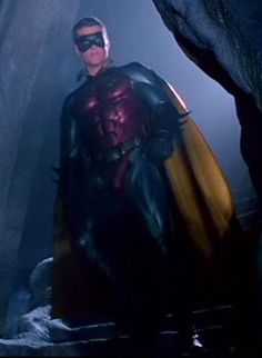 Chris O`Donnell as Robin