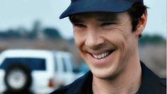 hELP! I've fallen for Benedict Cumberbatch and I can't get up. <3 #BenedictCumberbatch #ThatSmile