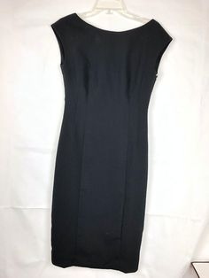 47cbc4c202b Maeve Anthropologie NWT Women s Black Dress size 6 Sleeveless Sheath 63   Anthropologie  SheathDress  PartyCocktail