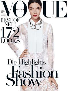 Vogue Germany February 2016 - Mariacarla Boscono - Giampaolo Sgura